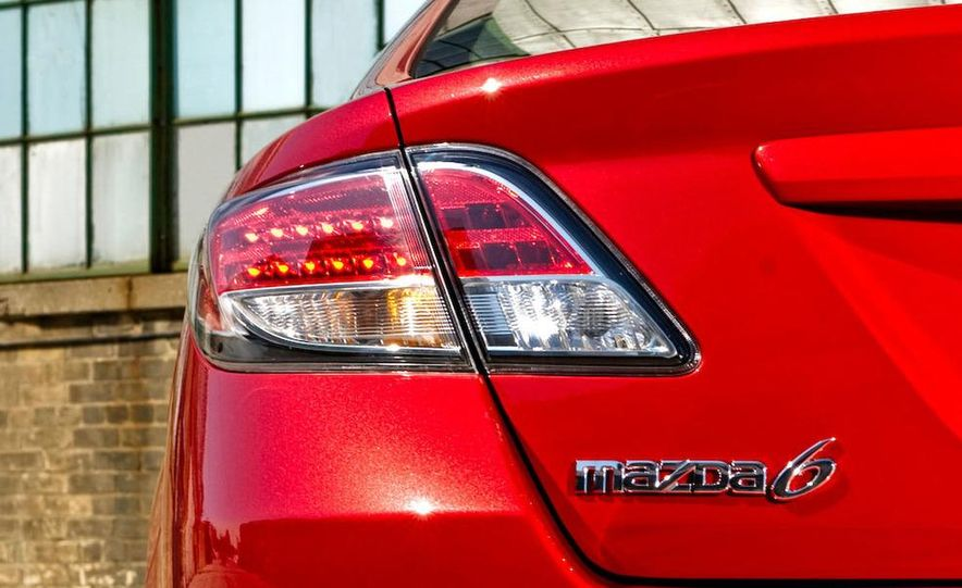 2013 Mazda 6 hybrid (spy photo) - Slide 28