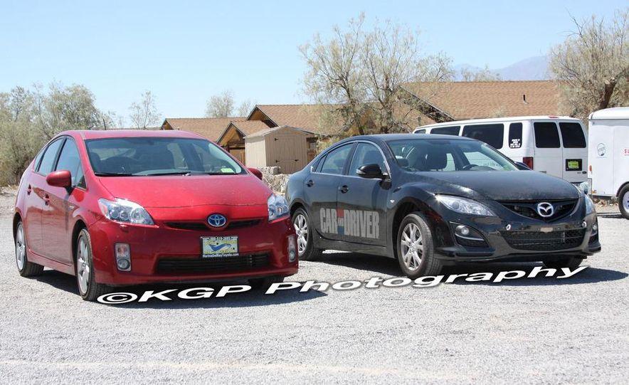 2013 Mazda 6 hybrid (spy photo) - Slide 5