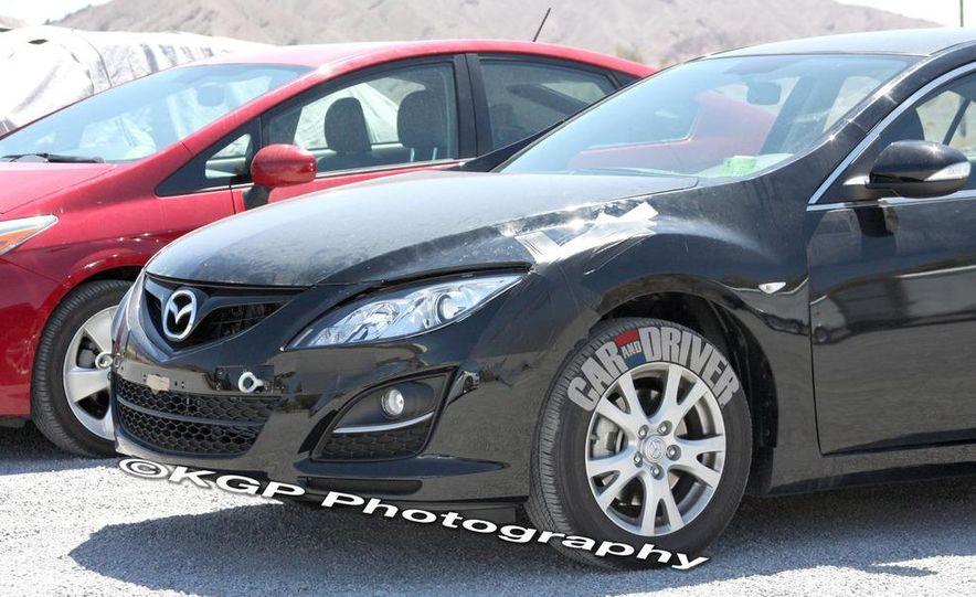 2013 Mazda 6 hybrid (spy photo) - Slide 7