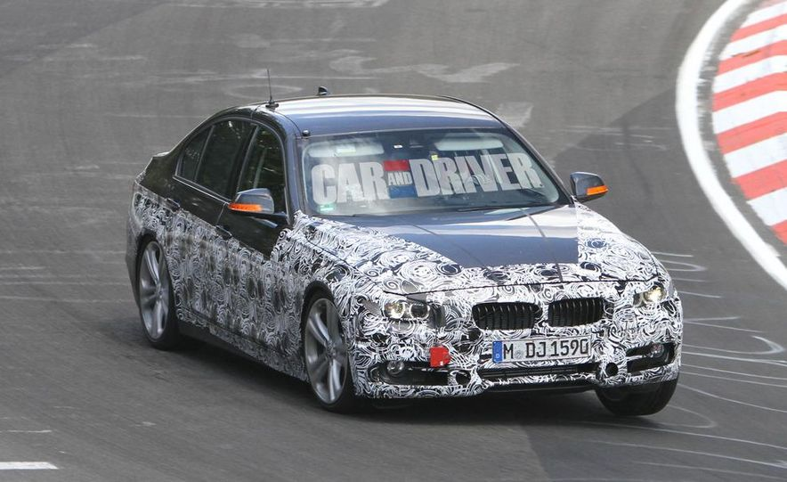 2014 BMW M3 (spy photo) - Slide 12