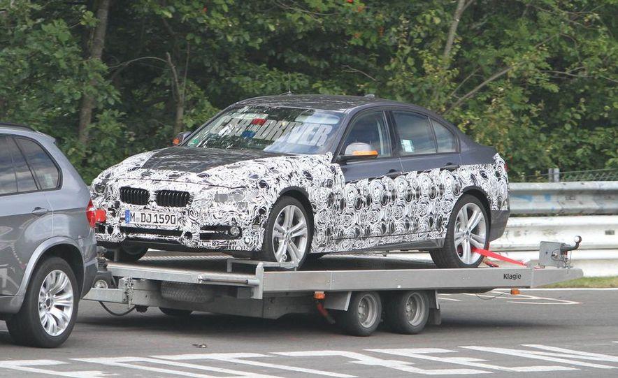 2014 BMW M3 (spy photo) - Slide 17