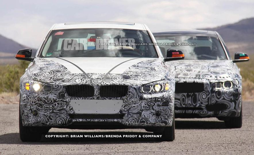 2014 BMW M3 (spy photo) - Slide 22