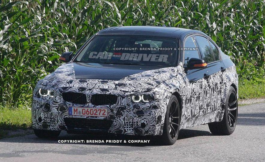 2014 BMW M3 (spy photo) - Slide 1