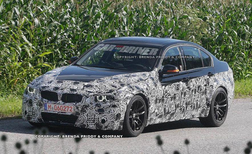 2014 BMW M3 (spy photo) - Slide 3