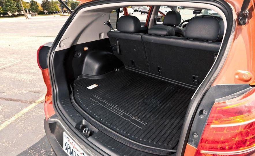 2011 Kia Sportage SX AWD - Slide 34