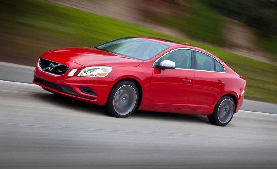 2012 Volvo S60 R-Design - Slide 3