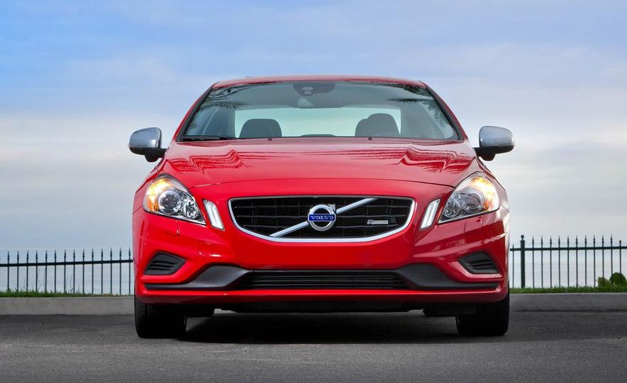 2012 Volvo S60 R-Design - Slide 8