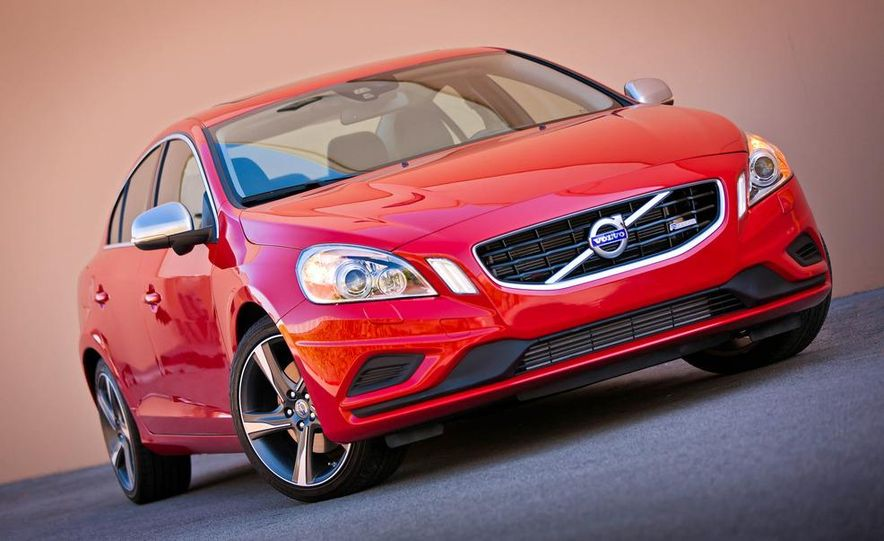 2012 Volvo S60 R-Design - Slide 12
