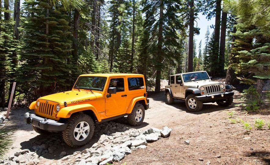 2012 Jeep Wrangler Rubicon - Slide 19