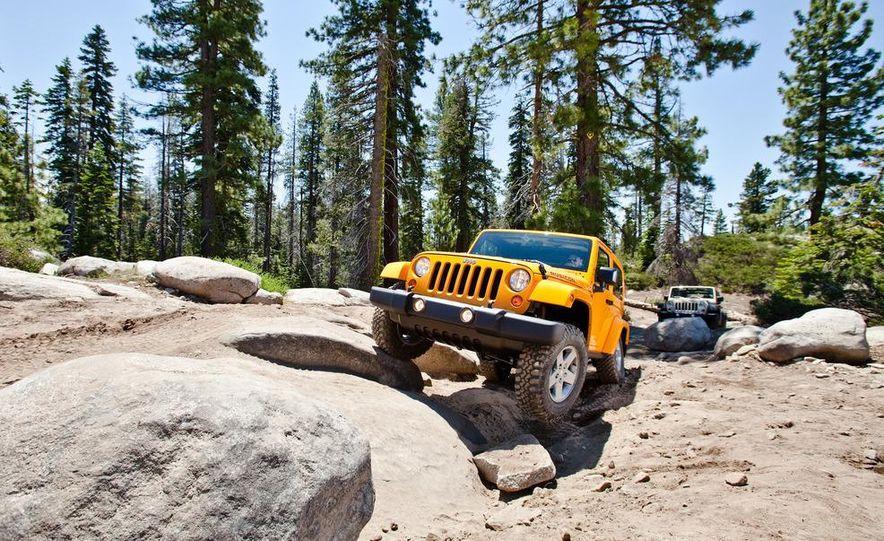 2012 Jeep Wrangler Rubicon - Slide 20