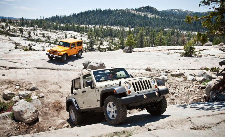 2012 Jeep Wrangler Rubicon - Slide 22