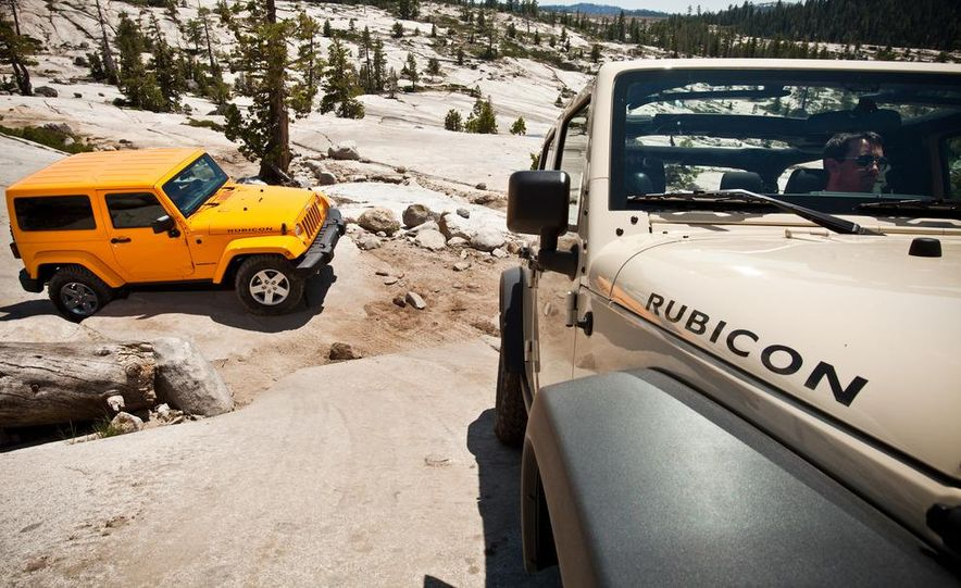 2012 Jeep Wrangler Rubicon - Slide 23