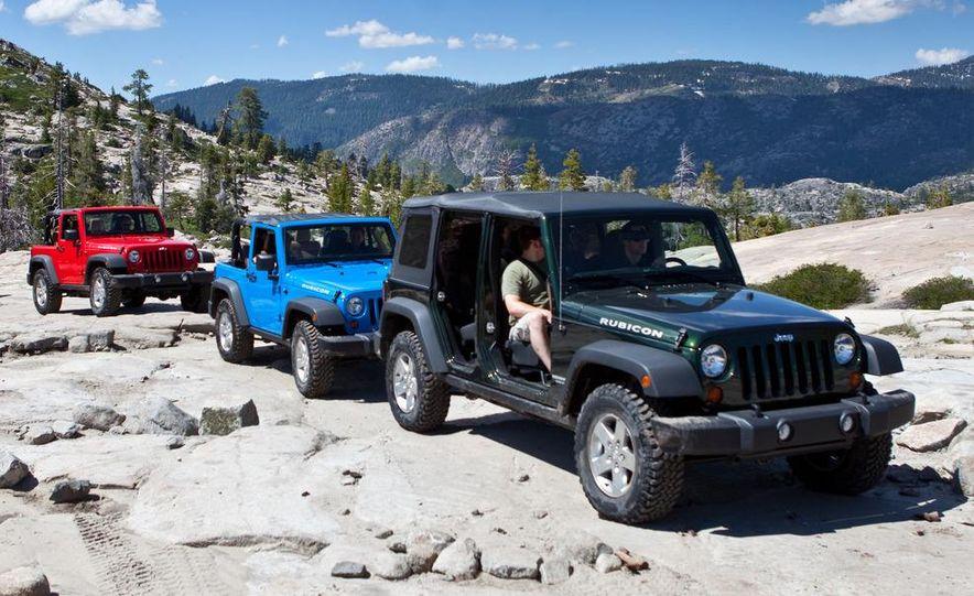 2012 Jeep Wrangler Rubicon - Slide 70