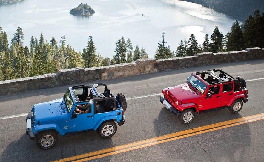 2012 Jeep Wrangler Rubicon - Slide 67