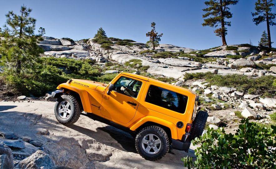 2012 Jeep Wrangler Rubicon - Slide 1