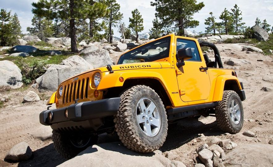 2012 Jeep Wrangler Rubicon - Slide 6