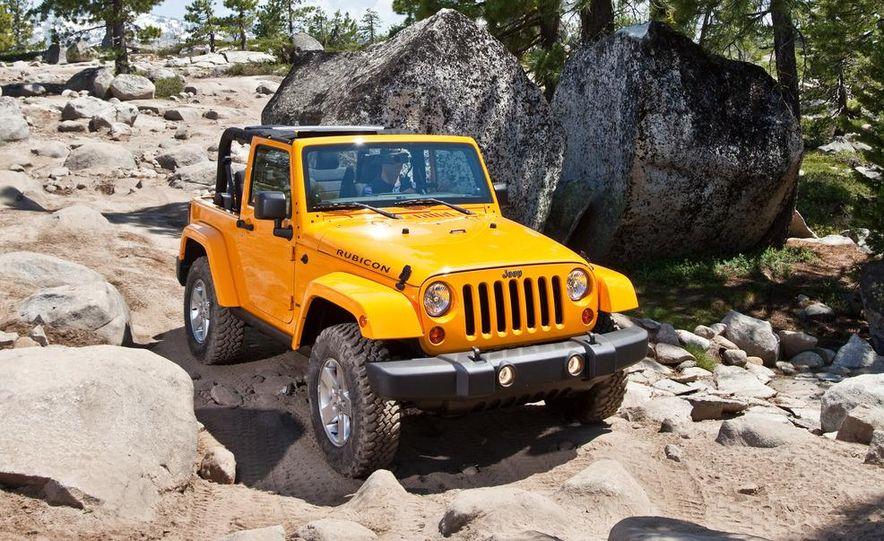 2012 Jeep Wrangler Rubicon - Slide 7