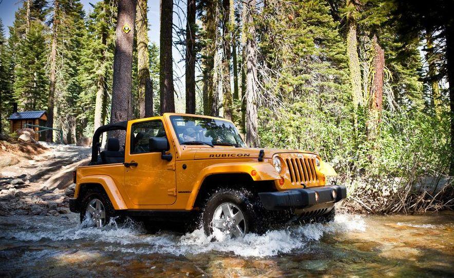 2012 Jeep Wrangler Rubicon - Slide 9