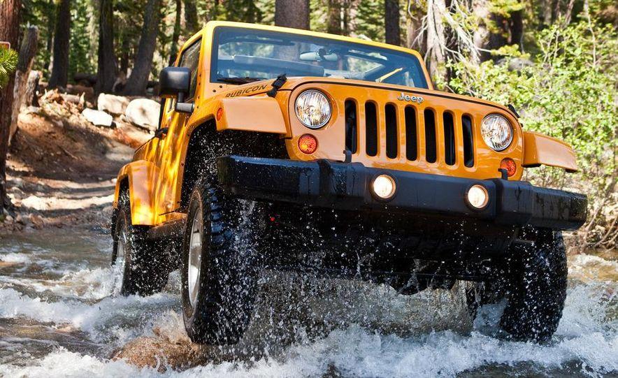 2012 Jeep Wrangler Rubicon - Slide 10