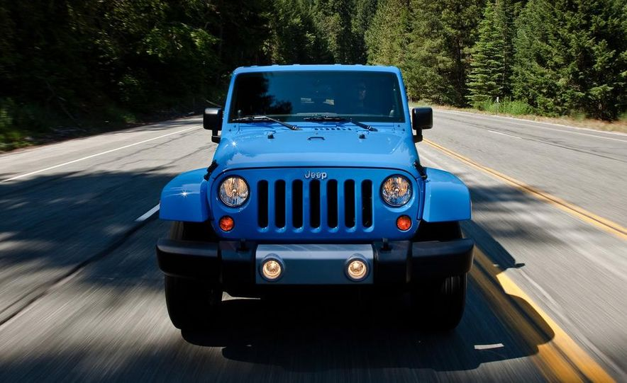 2012 Jeep Wrangler Rubicon - Slide 29