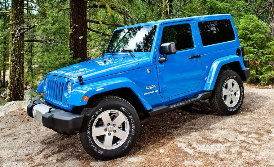 2012 Jeep Wrangler Rubicon - Slide 30
