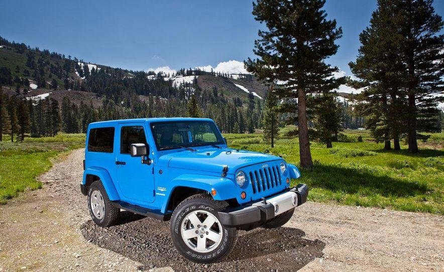 2012 Jeep Wrangler Rubicon - Slide 31