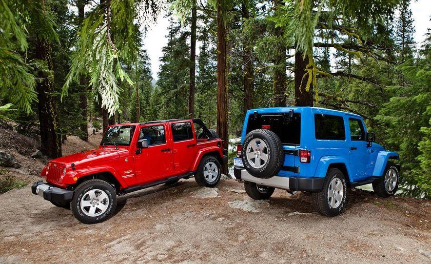 2012 Jeep Wrangler Rubicon - Slide 64
