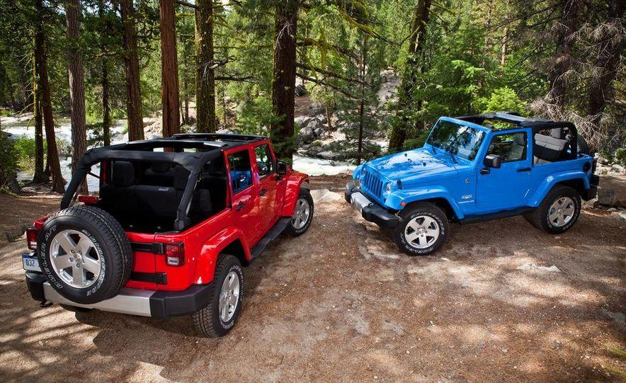 2012 Jeep Wrangler Rubicon - Slide 65