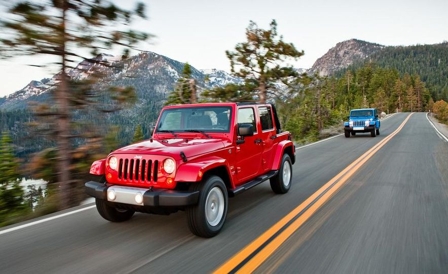 2012 Jeep Wrangler Rubicon - Slide 66