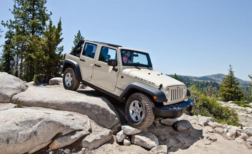2012 Jeep Wrangler Rubicon - Slide 42