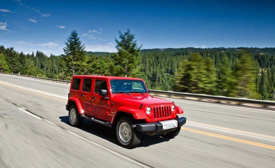 2012 Jeep Wrangler Rubicon - Slide 50