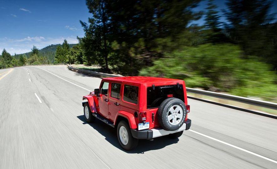 2012 Jeep Wrangler Rubicon - Slide 51