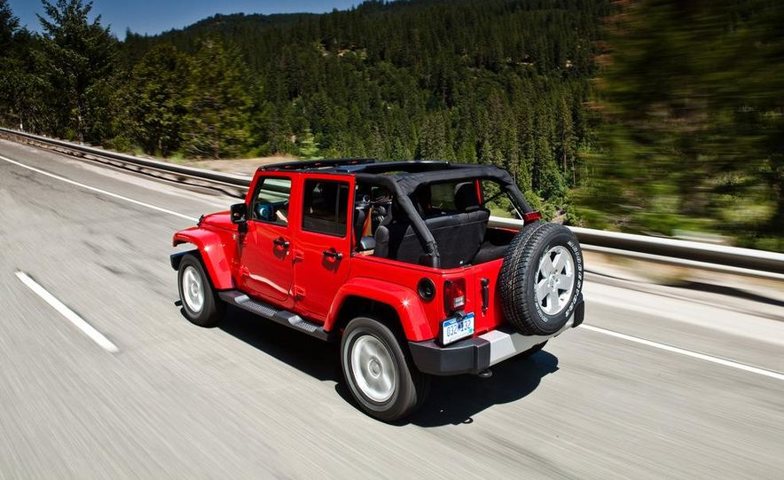 2012 Jeep Wrangler Rubicon - Slide 52