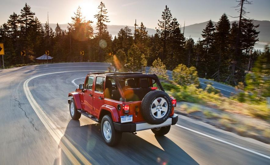2012 Jeep Wrangler Rubicon - Slide 58