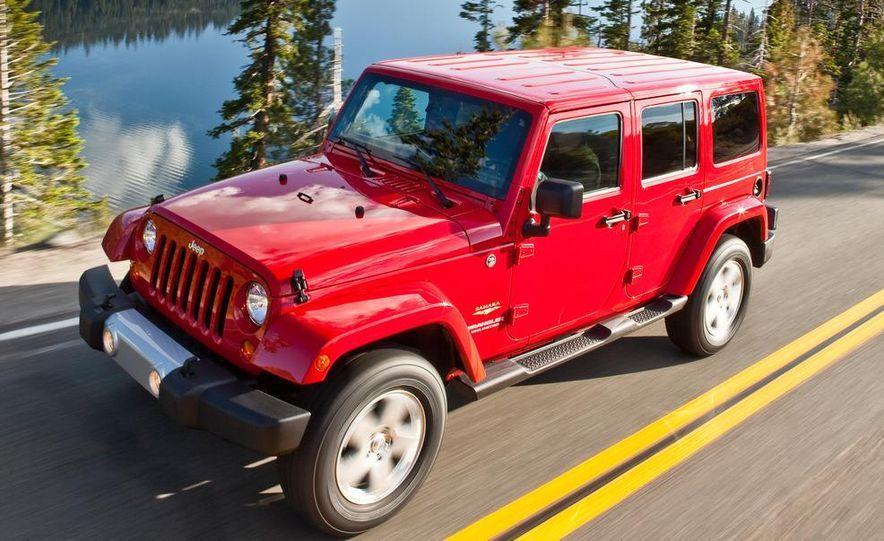 2012 Jeep Wrangler Rubicon - Slide 59