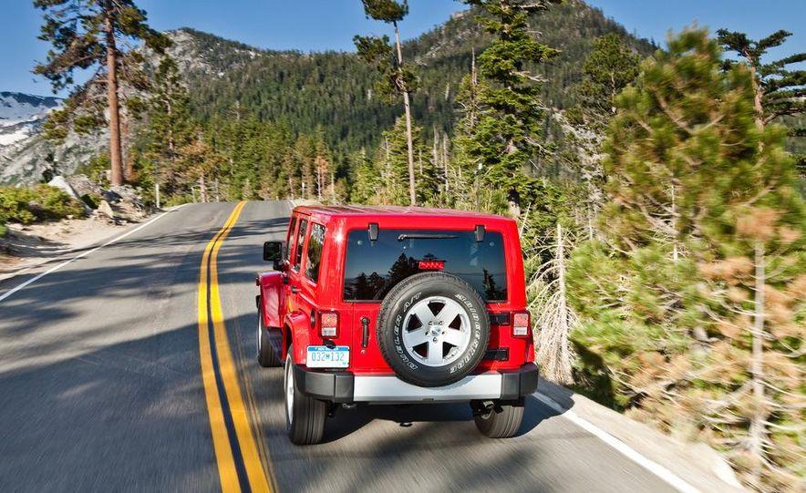 2012 Jeep Wrangler Rubicon - Slide 60