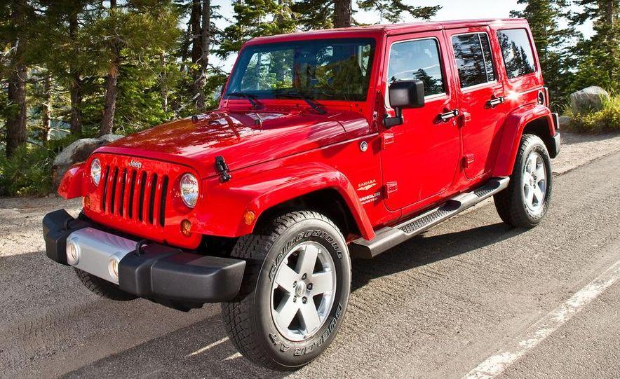 2012 Jeep Wrangler Rubicon - Slide 61