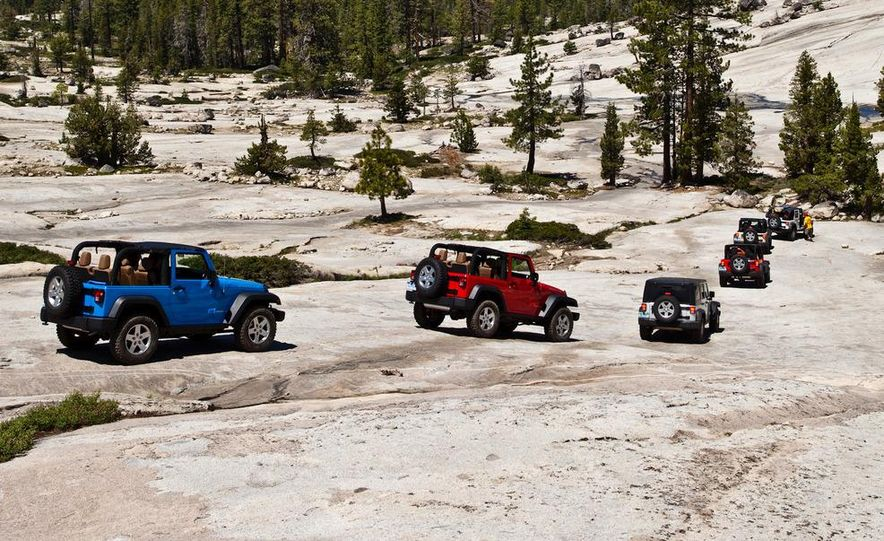 2012 Jeep Wrangler Rubicon - Slide 68