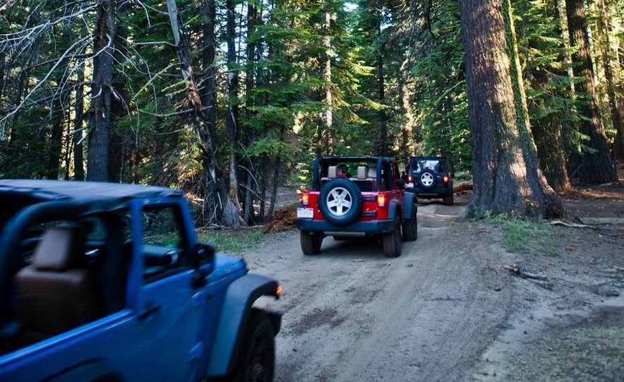 2012 Jeep Wrangler Rubicon - Slide 71