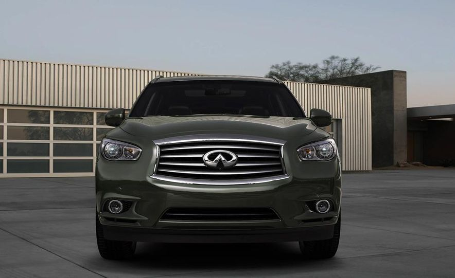 2013 Infiniti JX crossover concept - Slide 19