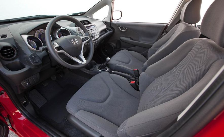 2012 Honda Fit - Slide 18
