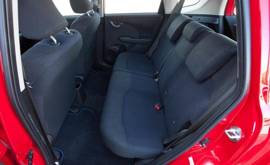 2012 Honda Fit - Slide 20