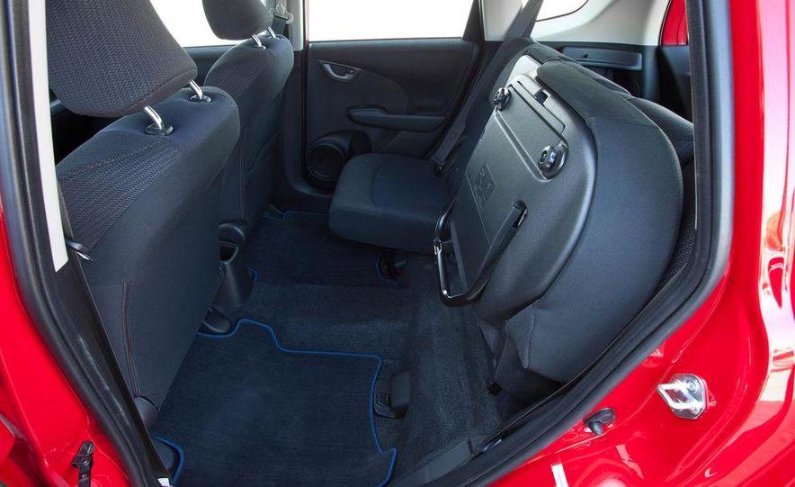 2012 Honda Fit - Slide 21