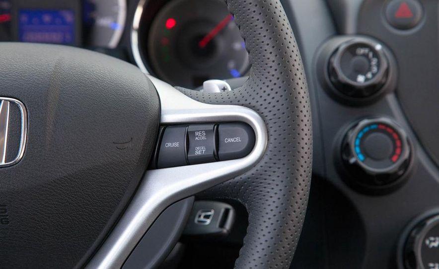 2012 Honda Fit - Slide 33