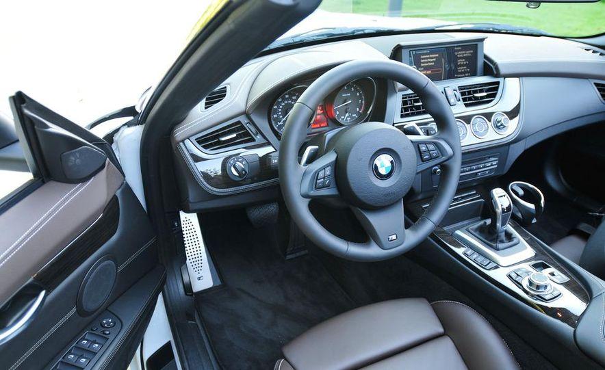 2012 BMW Z4 sDrive28i - Slide 5