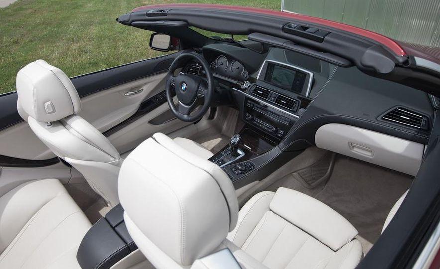2012 BMW 650i convertible - Slide 17