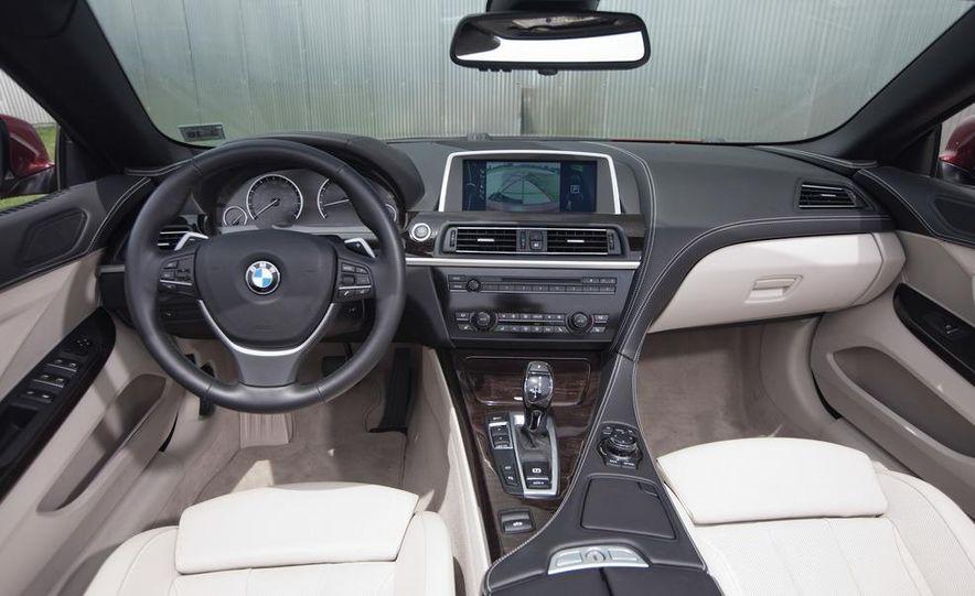 2012 BMW 650i convertible - Slide 18
