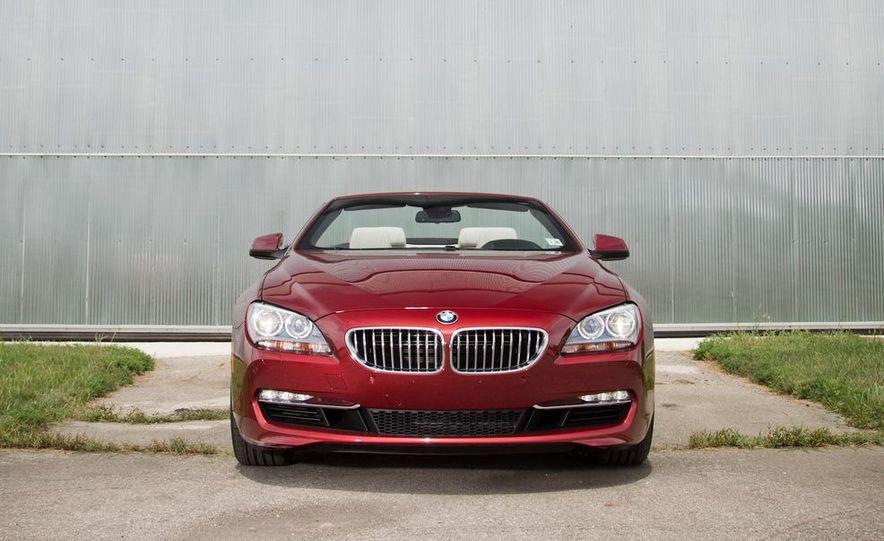 2012 BMW 650i convertible - Slide 5