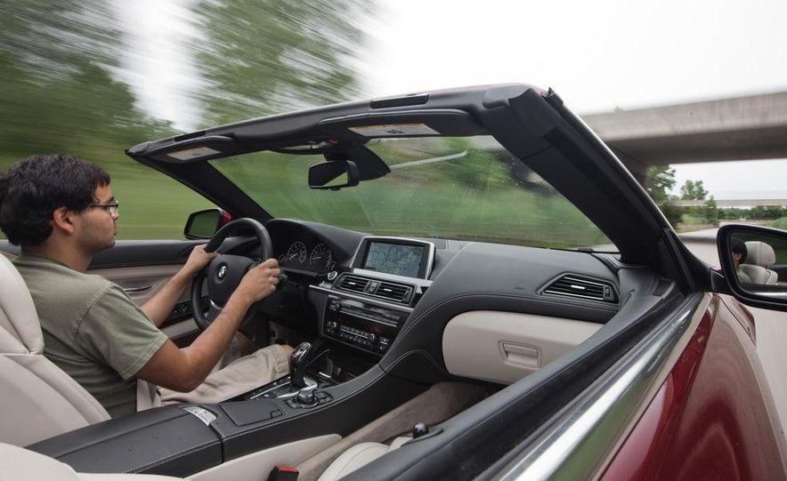 2012 BMW 650i convertible - Slide 19