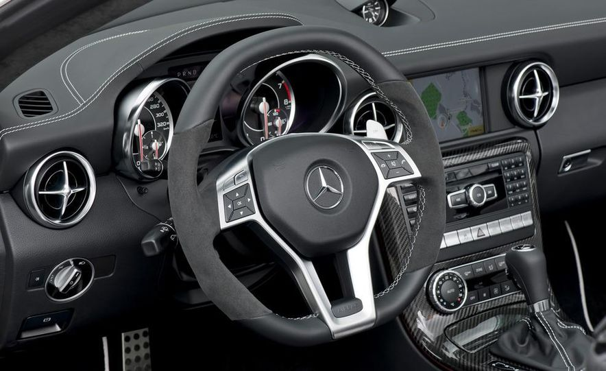 2012 Mercedes-Benz SLK55 AMG - Slide 34